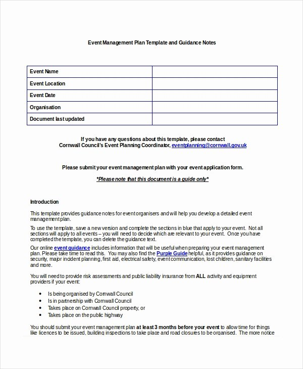 Event Planning Template Pdf New event Planning Template 11 Free Word Pdf Documents