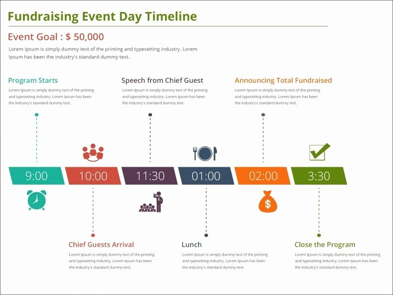 Event Planning Timeline Template Best Of 8 event Timeline Templates Free Sample Example format