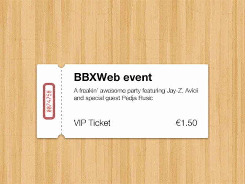 Event Ticket Template Photoshop Luxury 15 Free event Ticket Mockups Psdtemplatesblog