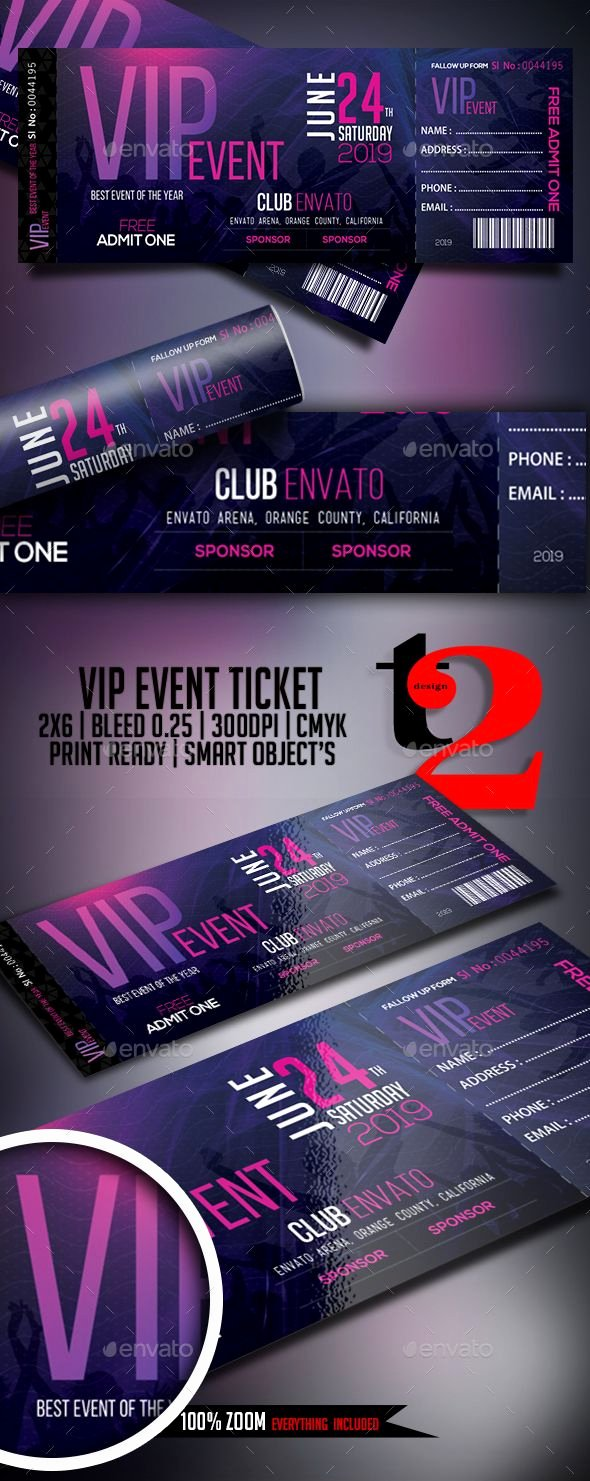 Event Ticket Template Photoshop Unique Best 25 event Tickets Ideas On Pinterest