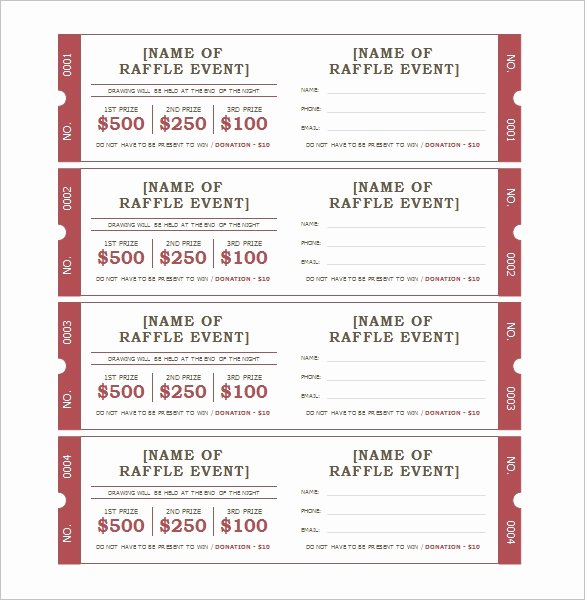 Event Ticket Template Word Unique 115 Ticket Templates Word Excel Pdf Psd Eps