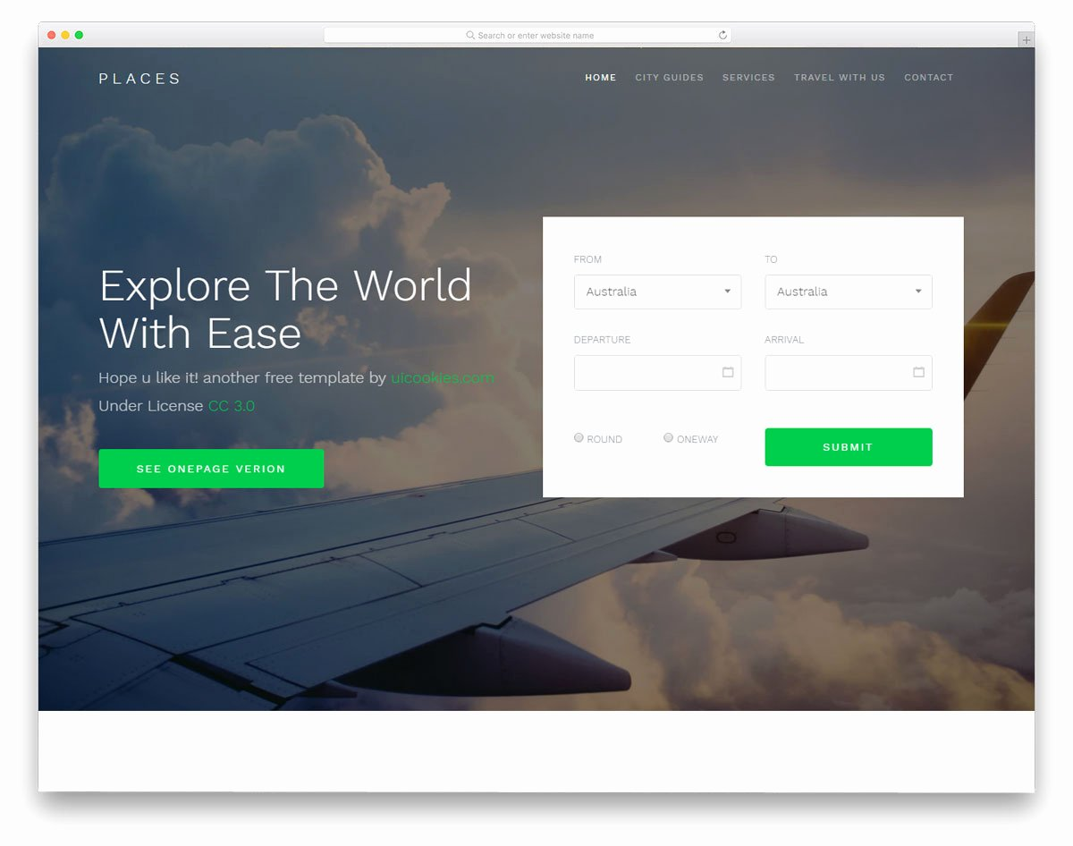 Event Website Template Free Best Of 21 Best Free event Website Templates that event Managers
