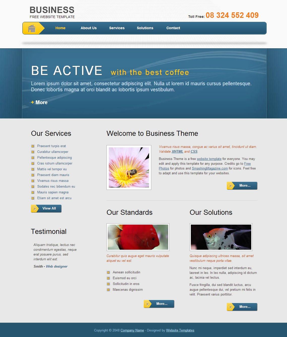 Event Website Template Free Elegant Business Template Free Templates