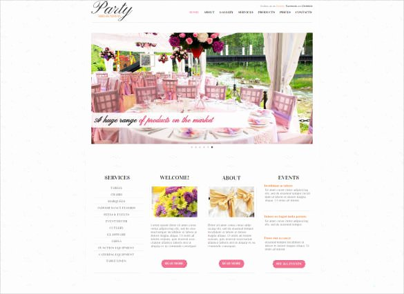 Event Website Template Free Lovely 21 event Website themes & Templates