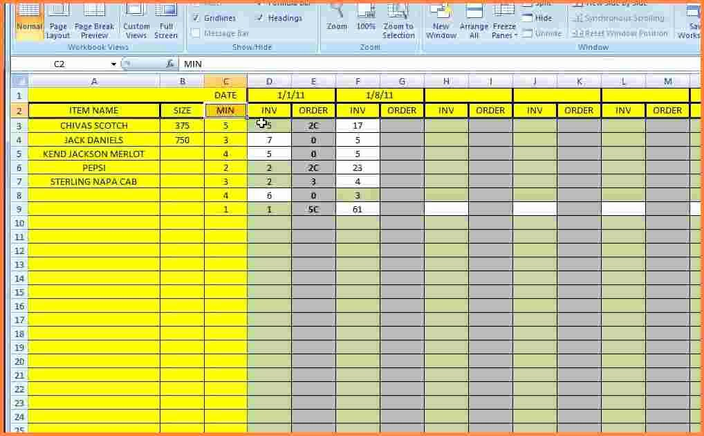 Excel asset Tracking Template Beautiful 3 Inventory Tracking Spreadsheet Template