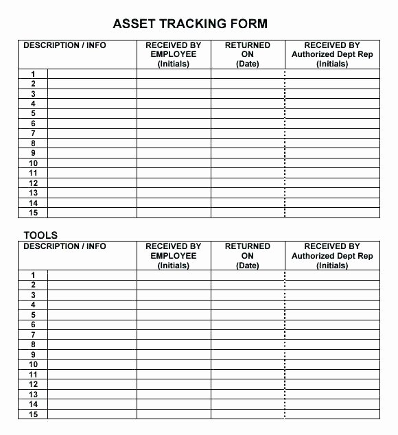 Excel asset Tracking Template Best Of asset Tag Template – Nunoassis