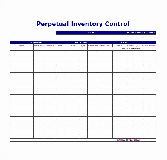 Excel asset Tracking Template Unique 6 Inventory Tracking Templates – Free Sample Example