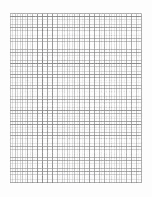 Excel Graph Paper Template New Graph Paper
