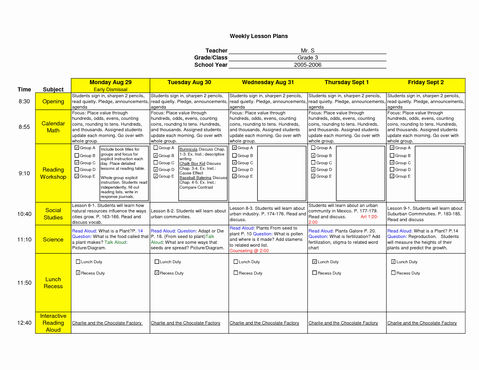 Excel Lesson Plan Template Inspirational Best S Of Excel Lesson Plan Template Esl Lesson