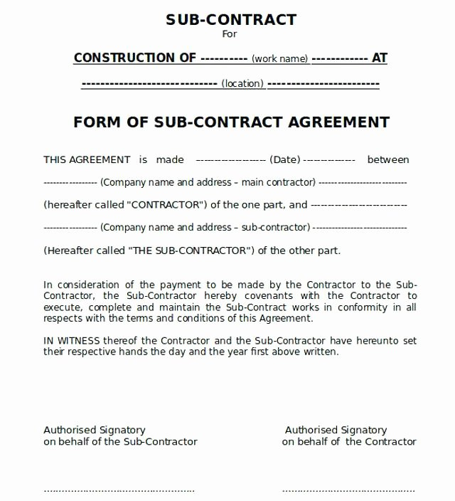 Exclusive Supplier Agreement Template Lovely Sample Supplier Contract Template Exclusive Vendor