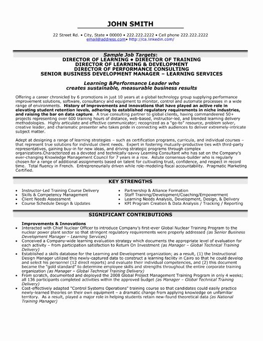 Executive Director Resume Template Beautiful 48 Best Images About Best Executive Resume Templates