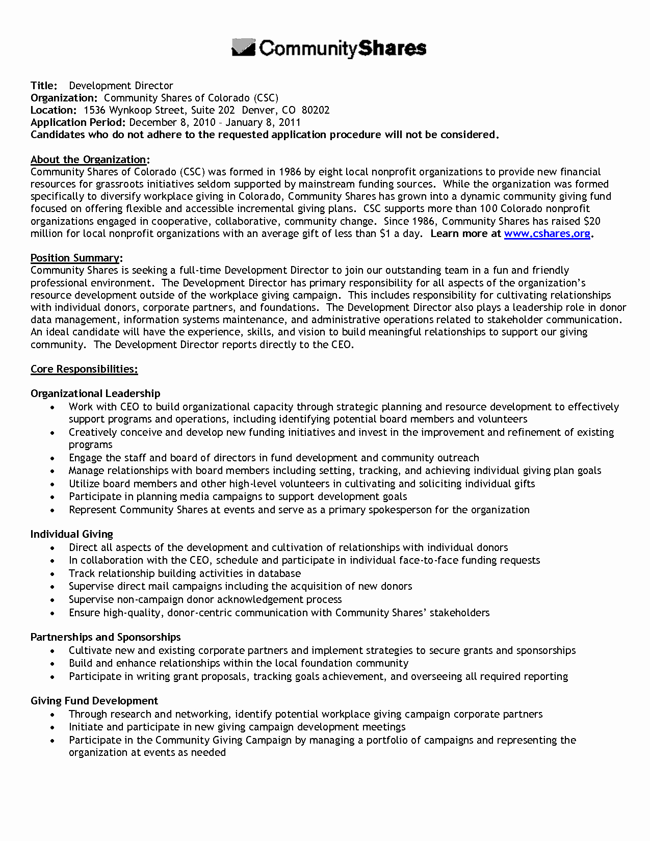 Executive Director Resume Template Best Of Non Profit Executive Director Resume Examples Sidemcicek