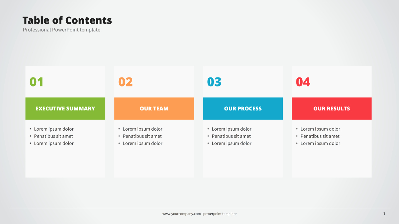 Executive Summary Powerpoint Template Elegant Image Result for Executive Summary Presentation Template