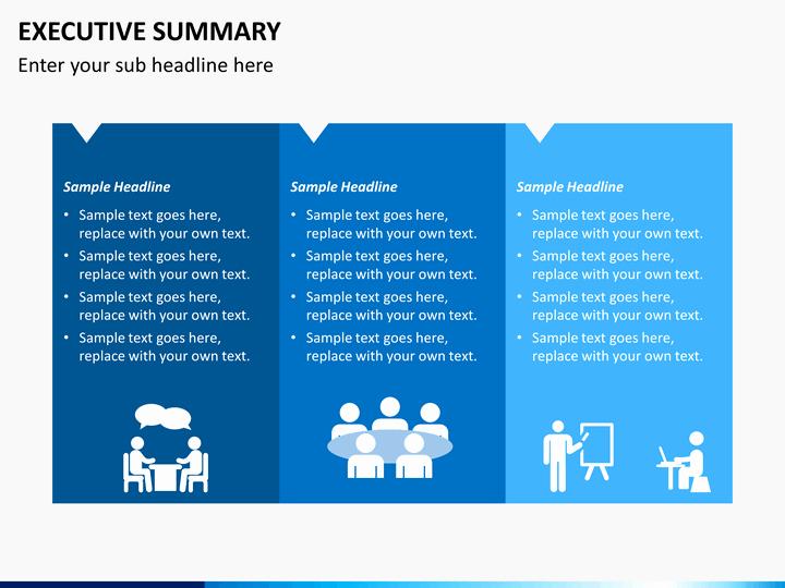 Executive Summary Powerpoint Template Fresh Executive Summary Powerpoint Template