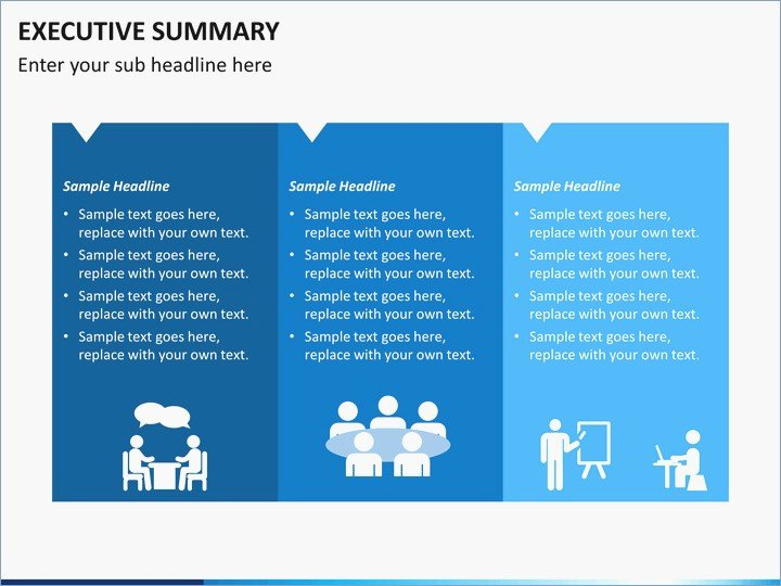 Executive Summary Powerpoint Template Inspirational Executive Summary Powerpoint Example Sajtovi