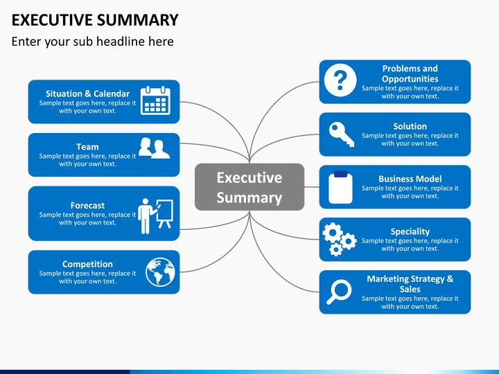 Executive Summary Powerpoint Template Inspirational Executive Summary Powerpoint Template