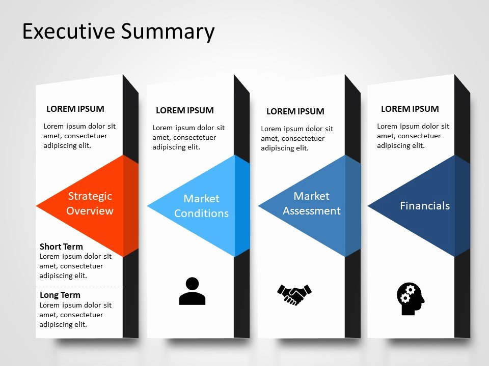 Executive Summary Template Ppt Elegant Executive Summary Powerpoint Template 18
