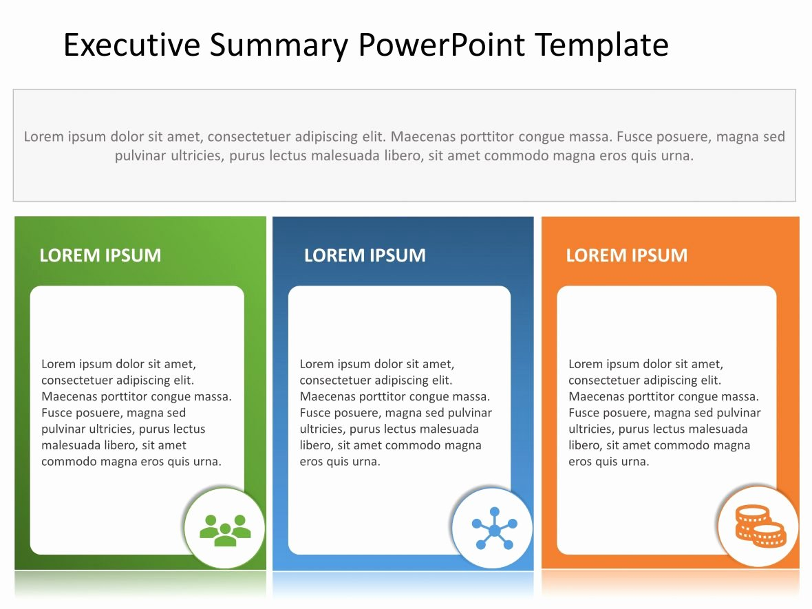 Executive Summary Template Ppt Inspirational Executive Summary Powerpoint Template 38 Slideuplift