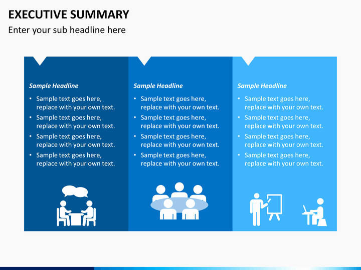 Executive Summary Template Ppt Luxury Executive Summary Powerpoint Template