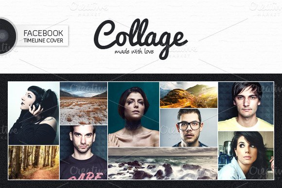 Facebook Cover Photoshop Template Inspirational Timeline Cover V1 Presentation Templates On