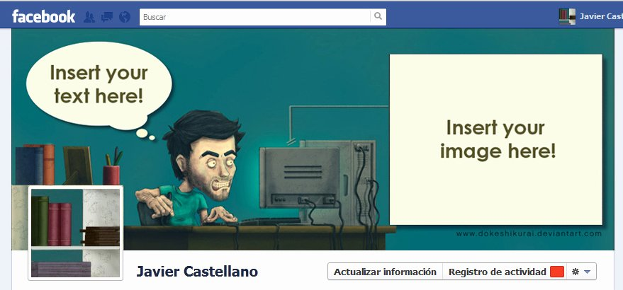 Facebook Cover Template Psd Awesome Free Timeline Cover Page Psd Template by