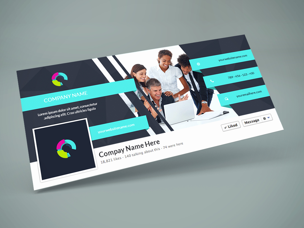 Facebook Cover Template Psd Elegant Freebie Cover Psd Design Template by Graphberry