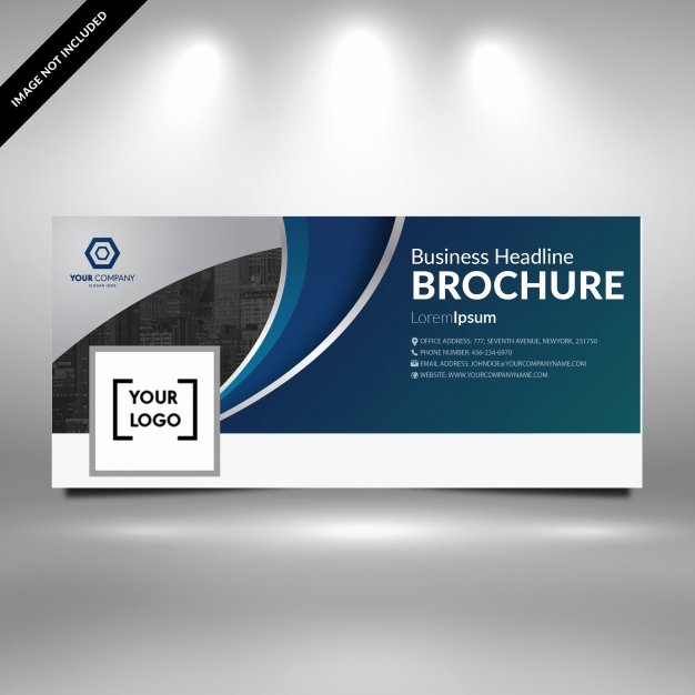 Facebook Cover Template Psd Luxury Cover Template Vector