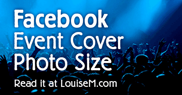 Facebook event Photo Template Elegant What S the Correct event Image Size 2019 Update