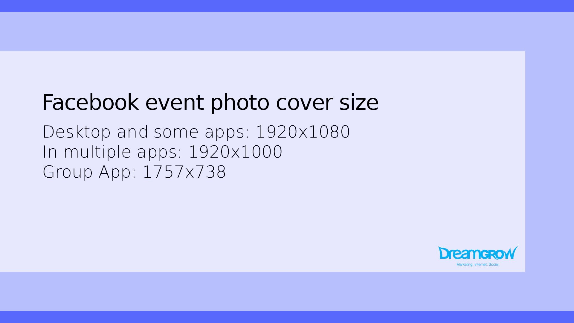 Facebook event Photo Template Fresh 23 Inspired event Size 2017 Pinkturbanfo