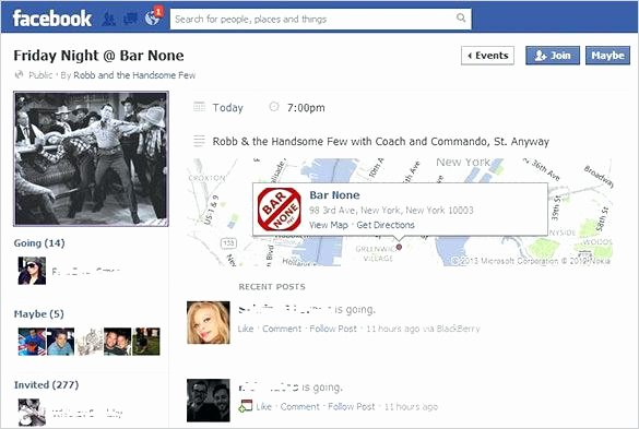 Facebook event Photo Template Fresh event Size Dimensions Header Template How