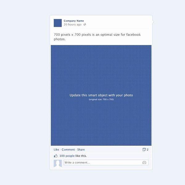 Facebook Post Template Psd Best Of Post Template Psd Design assets