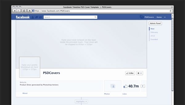 Facebook Post Template Psd Inspirational 13 Page Template Psd 2014 Page