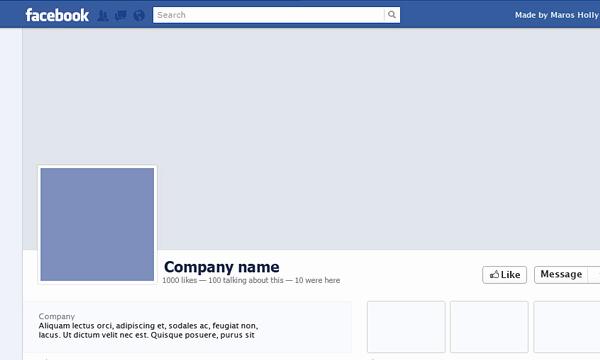 Facebook Post Template Psd Lovely 20 Best Free User Interface Kitspixel2pixel Design