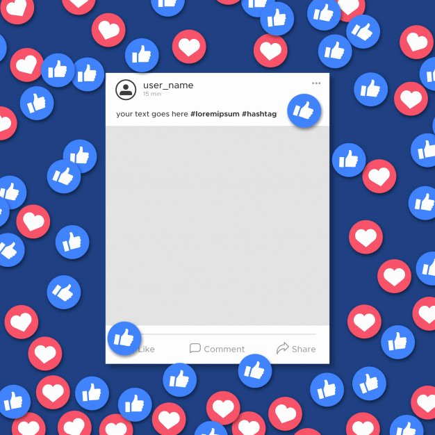 Facebook Post Template Psd New Mockup Vectors S and Psd Files