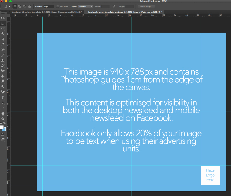 Facebook Post Template Psd New Post Template