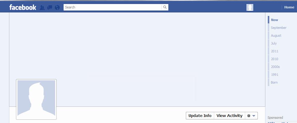 Facebook Profile Page Template Elegant 10 Best Of Blank Profile Worksheet