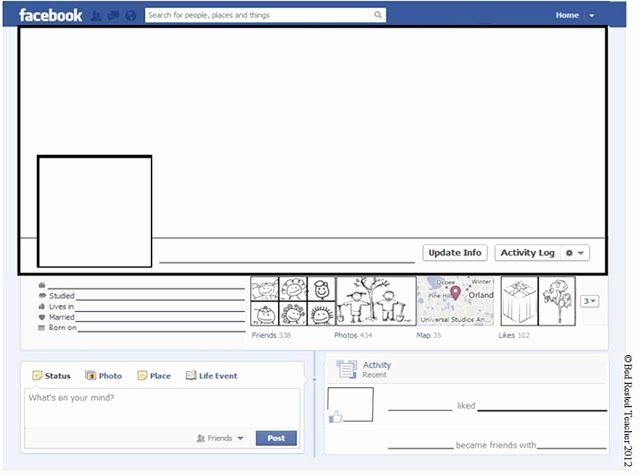 Facebook Template for Students Beautiful Best 25 Autobiography Template Ideas On Pinterest