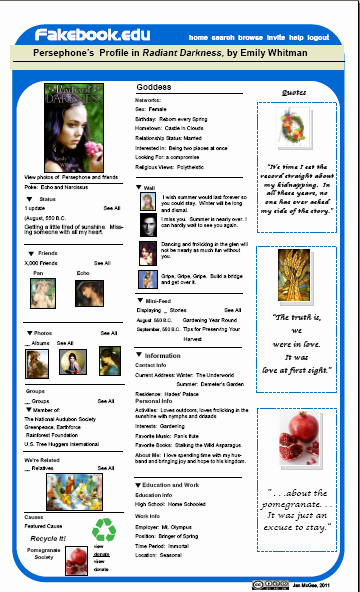 Facebook Template for Students Inspirational 10 Best Of Template Pdf Blank