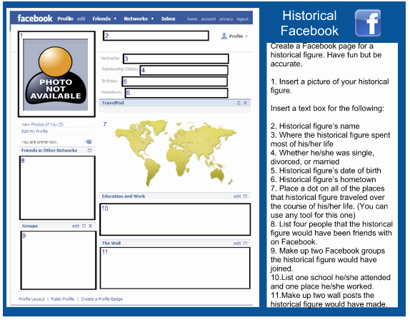 Facebook Template for Students Inspirational Template for Students