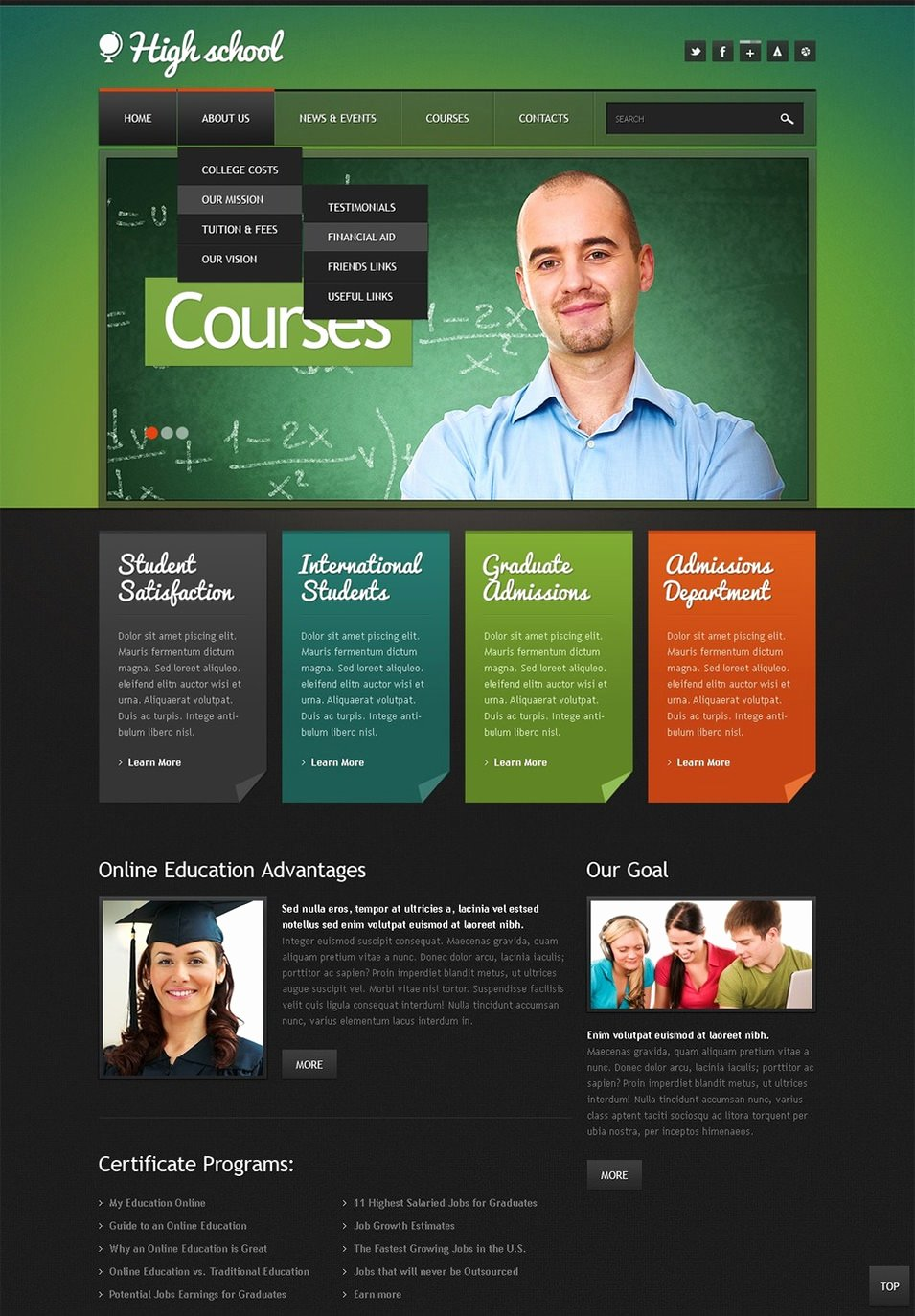 Facebook Template for Students Lovely 10 Best Templates for Students