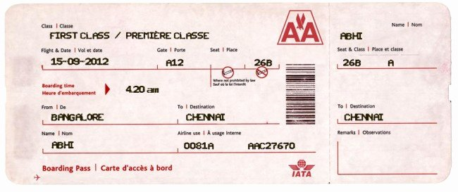 Fake Airline Ticket Template Best Of Perfect First Class Air Line Boarding Pass Ticket Template
