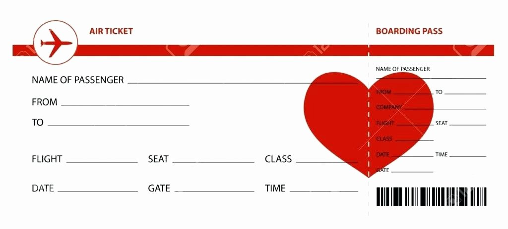 Fake Airline Ticket Template Best Of Play Ticket Template Fake Airline Ticket Template Free