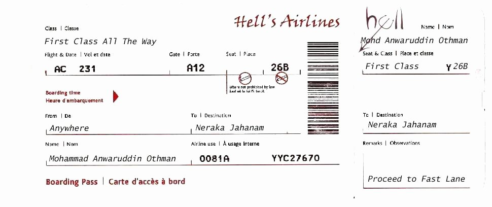 Fake Airline Ticket Template Luxury 35 Unique Fake Boarding Pass Template Graphics
