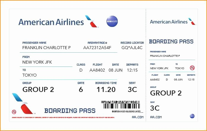Fake Airline Ticket Template Luxury Fake Emirates Air Page Create Airline Ticket Make A