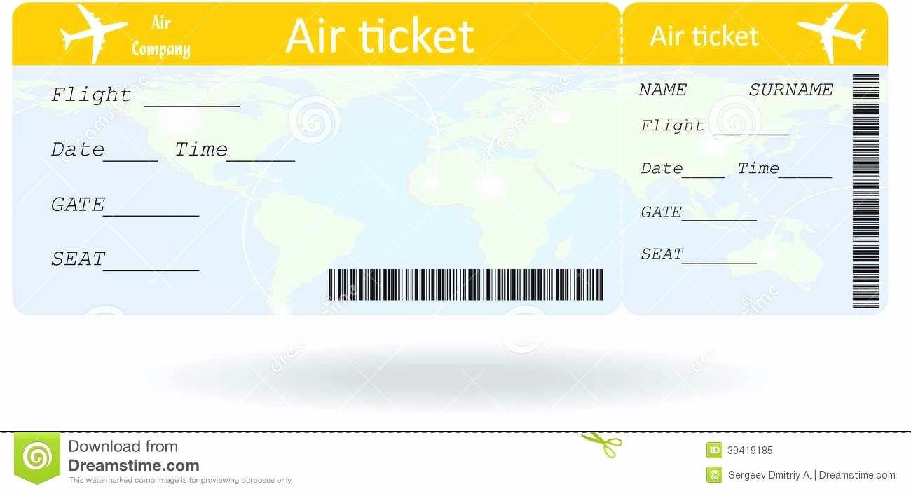 Fake Airline Ticket Template Luxury Pin by Pat Zema On French Pinterest