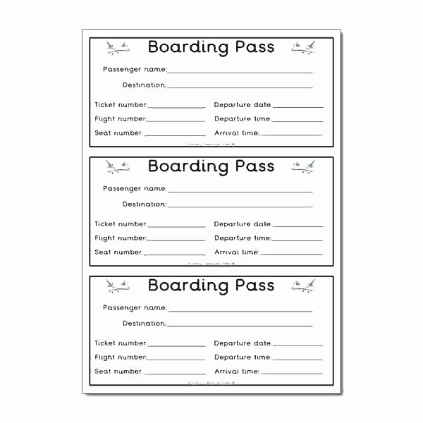 Fake Boarding Pass Template Beautiful Create Fake Airline Ticket Boarding Pass Generator