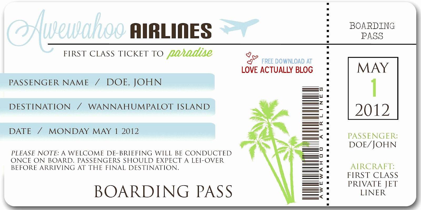 Fake Boarding Pass Template Beautiful Ticket Boarding Pass Template Bing Images