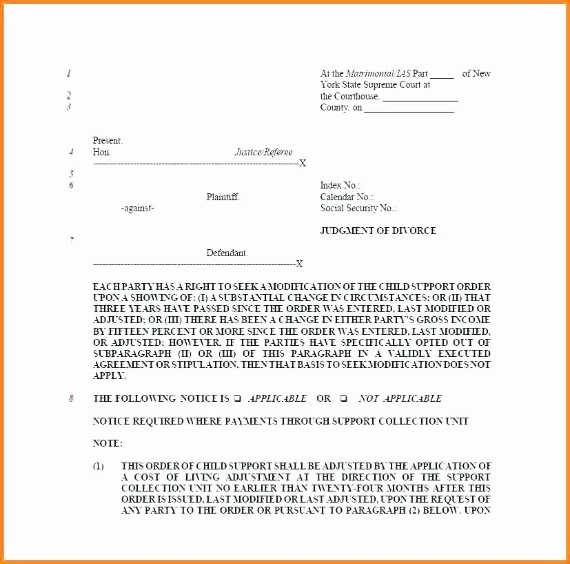 Fake Divorce Papers Template Best Of Free Fake Divorce Papers Template Decree Finalized Game