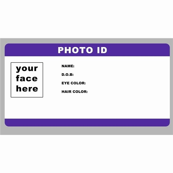 Fake Id Template Download Best Of Fake Id Templates