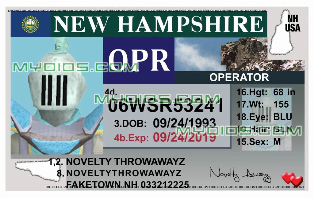Fake Id Template Download Inspirational Free Fake Id Templates